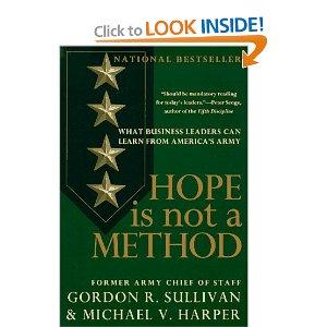 Gordon Sullivan & Michael Harper